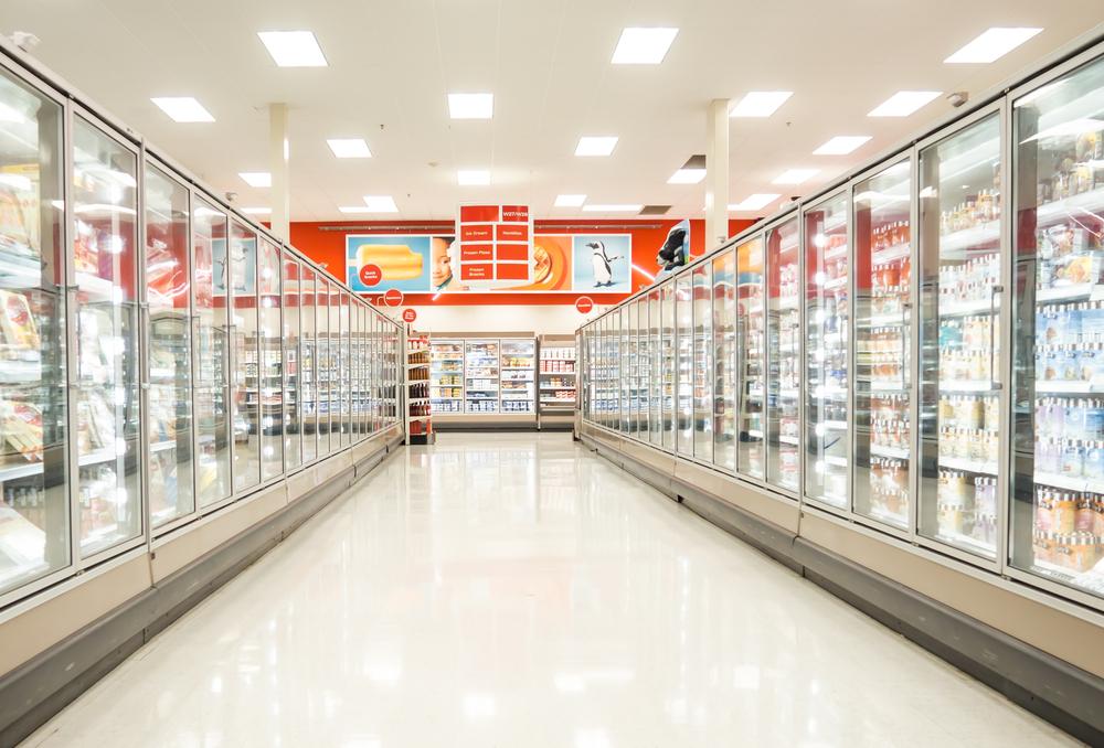 USA: Vermisster lag zehn Jahre tot hinter Supermarkt-Kühlschrank