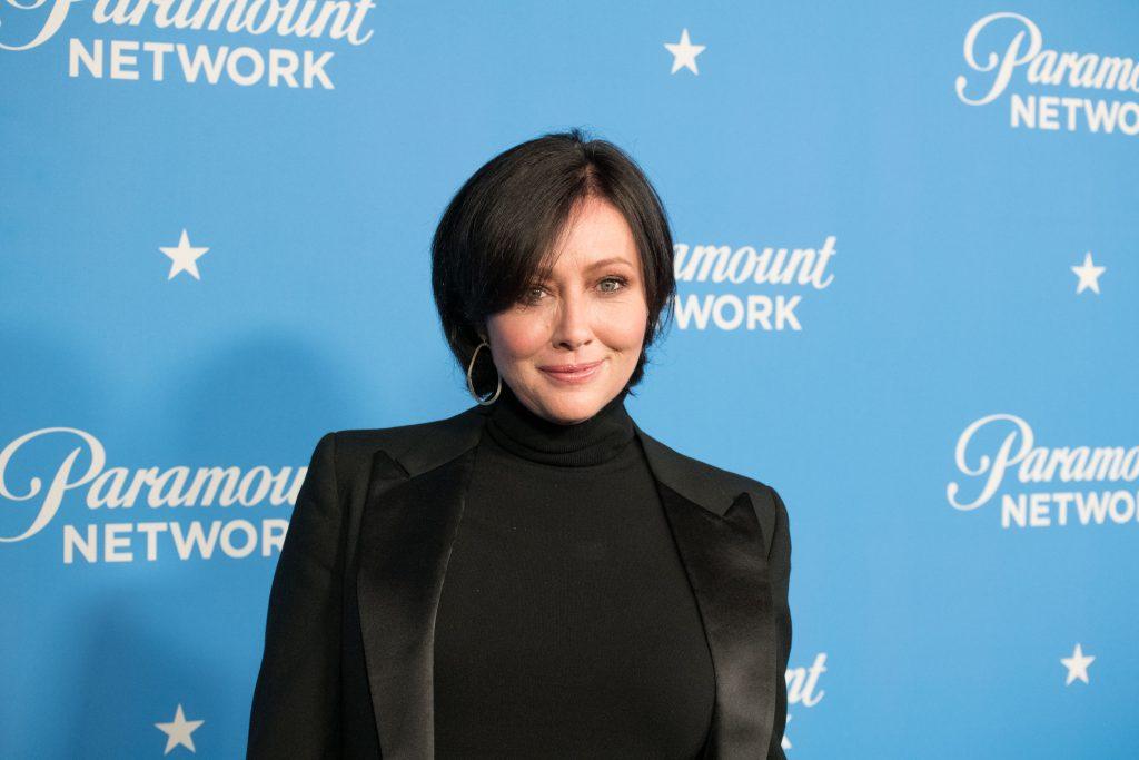 """""""Beverly Hills""""-Reunion: Shannen Doherty postet erste Bilder vom Set"""