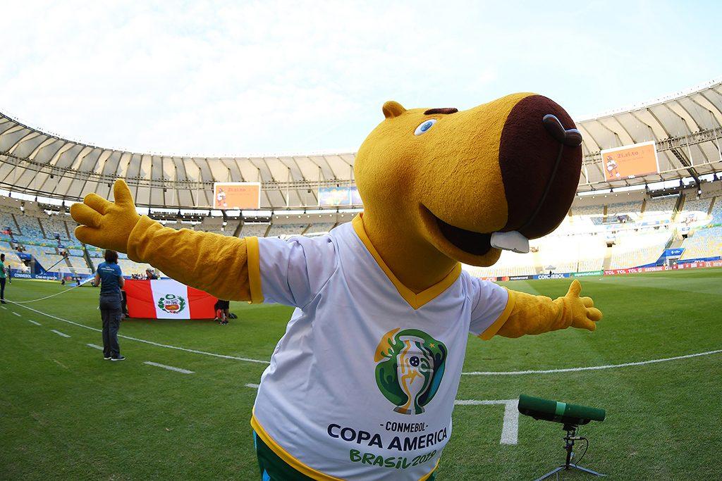 Copa America: Livestream Finale 2019