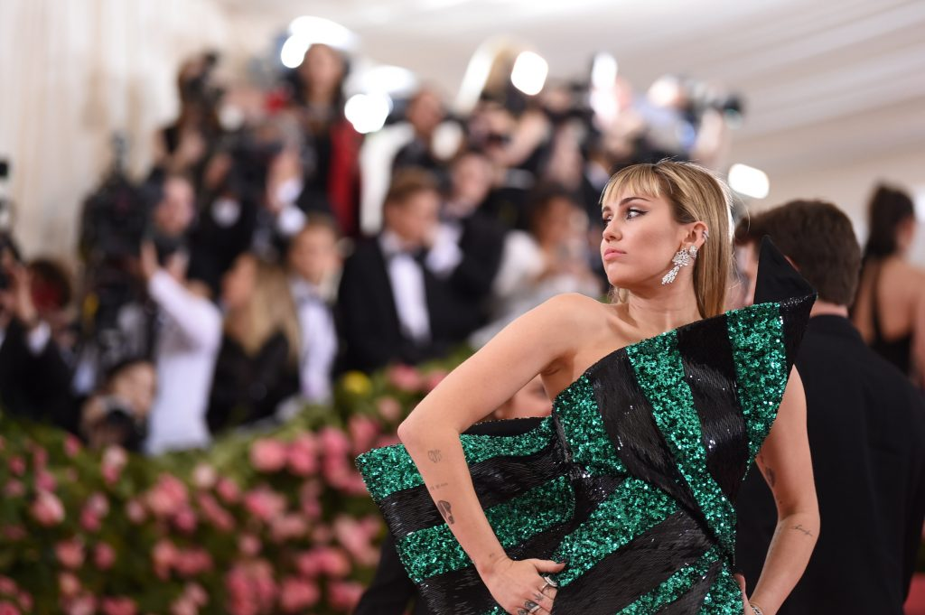 Miley Cyrus will (noch) keine Kinder wegen Klimawandel