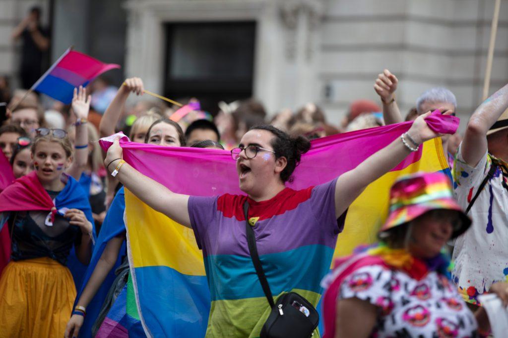 Was bedeutet pansexuell?
