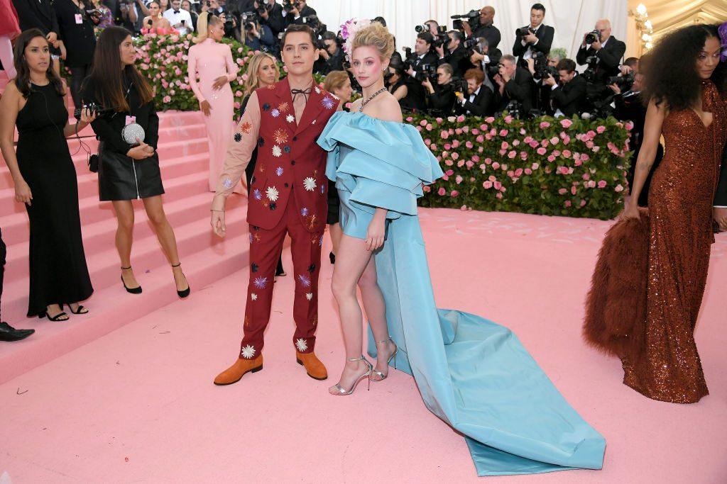 Lili Reinhart und Cole Sprouse: Doch keine Trennung?