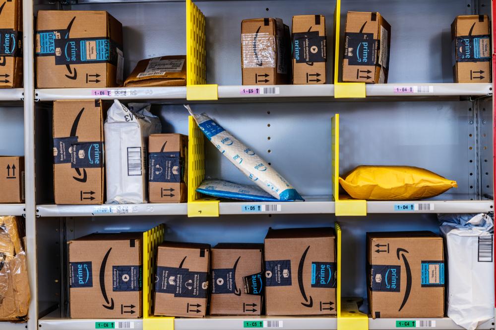 Amazon: Der Onlinehändler will unverkaufte Produkte spenden