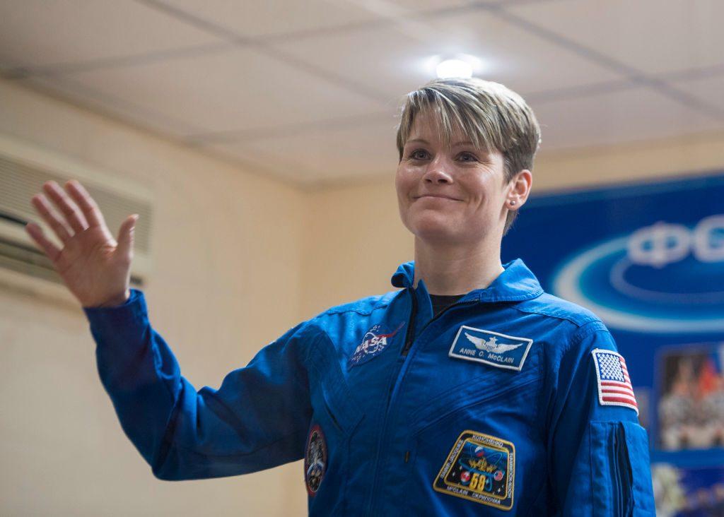 Diese NASA-Astronautin könnte die erste Straftat im All begangen haben
