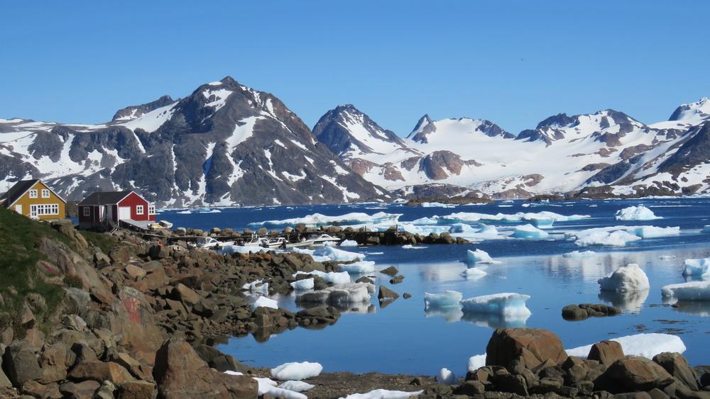 Grönland: Eis schmilzt im Rekordtempo