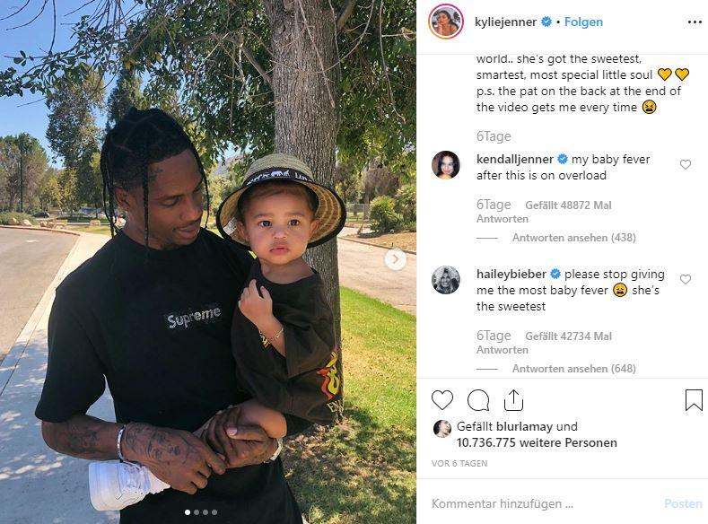 Hailey Bieber: Sie ist im Babyfieber