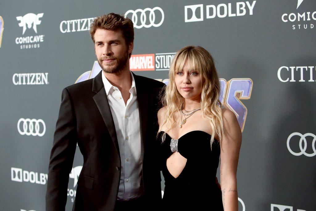 Miley Cyrus ist noch immer nicht über Liam Hemsworth hinweg