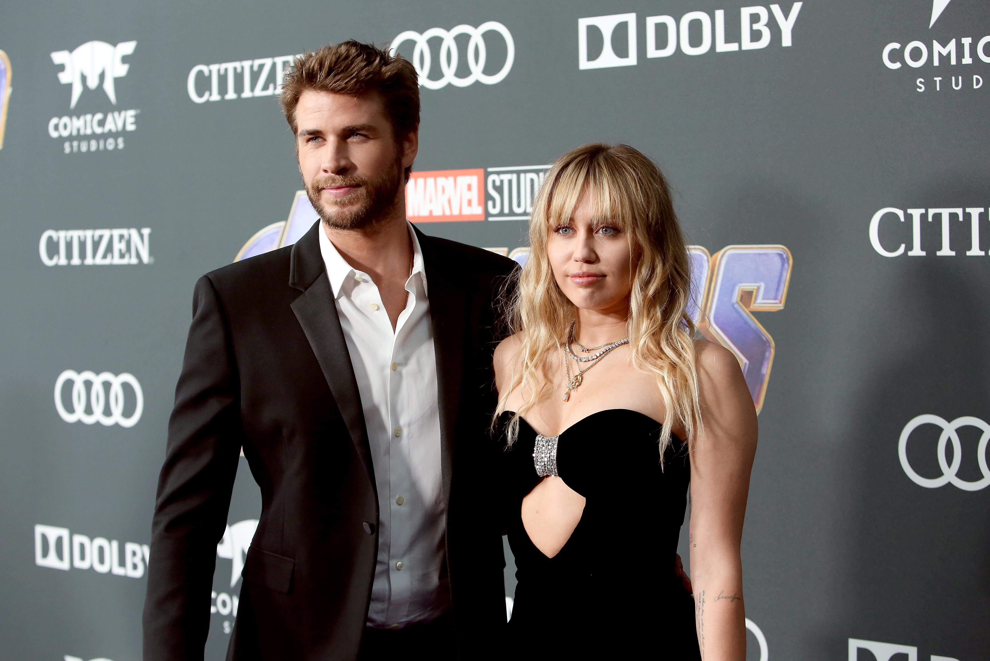Liebeskummer: Liam Hemsworth sagt Filmpremiere ab