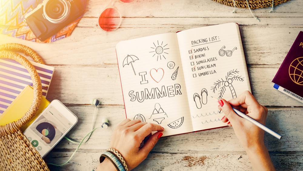 Urlaub: Diese Dinge sollten auf deiner Packliste stehen
