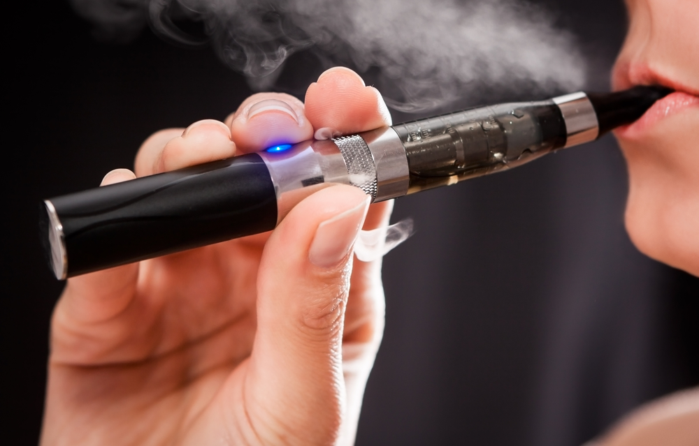 E-Zigarette: Tod nach schwerer Lungenerkrankung