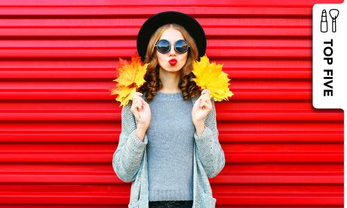 Top 5 Beauty-Produkte für den Herbst