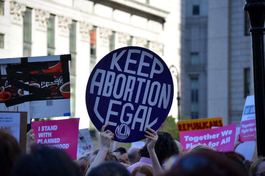 Bans off my Body: Kampagne gegen Abtreibungsgesetze