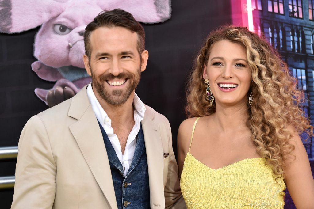 Ryan Reynolds gratuliert Blake Lively mit Bildercollage zum Geburtstag