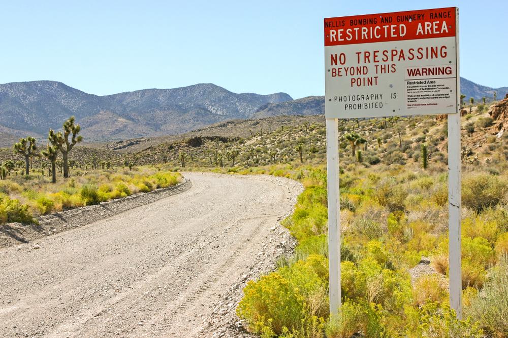 Area 51: Zwei Millionen Menschen wollen heute das Sperrgebiet stürmen