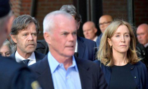 Desperate Housewives-Star Felicity Huffman muss ins Gefängnis