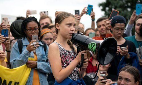 Greta Thunberg erhält Menschenrechtspreis