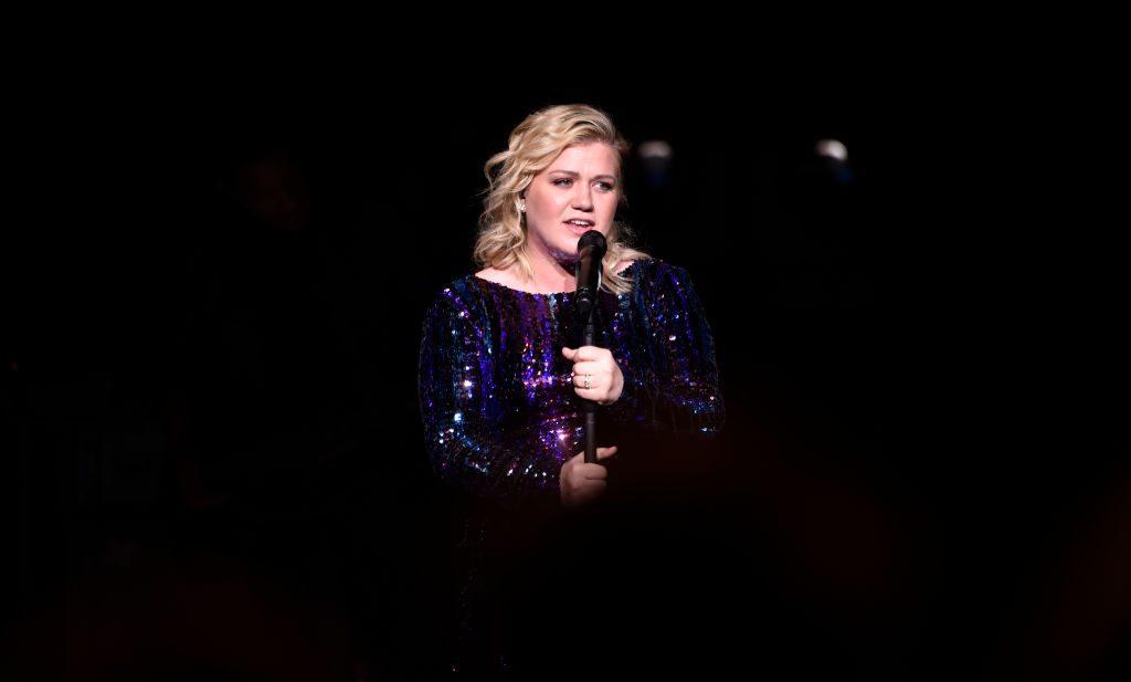Kelly Clarkson über ihre Mutterrolle: Sie weint oft im Bad