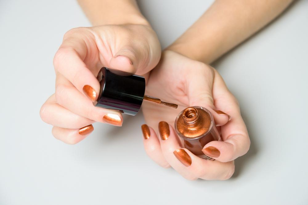 Rosy Caramell: DER Nageltrend für den Herbst