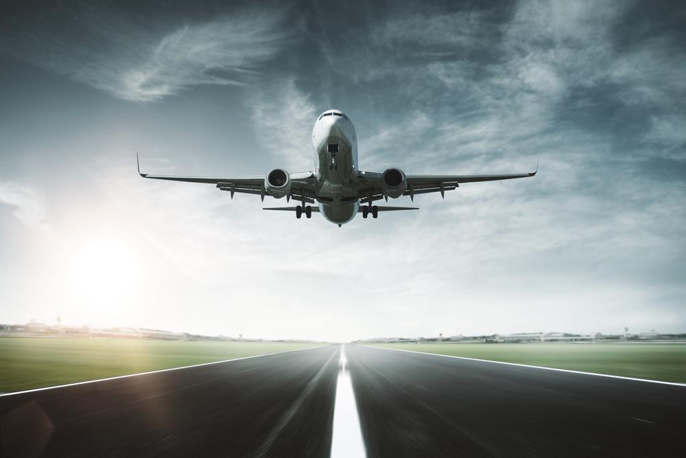 Weil Passagier kifft: Flugzeug muss notlanden