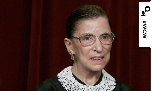 Ruth Bader Ginsburg: 86-jährige Richterin und Ikone der Frauenbewegung