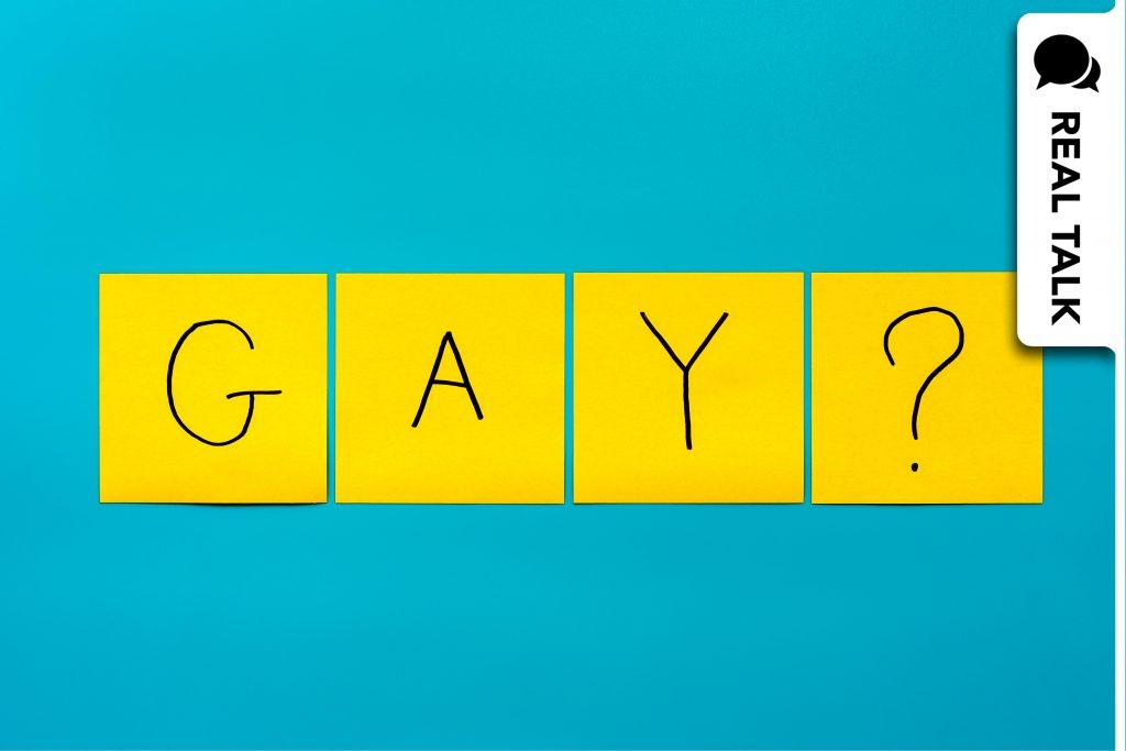 Warum Homosexualität kein Label sein sollte