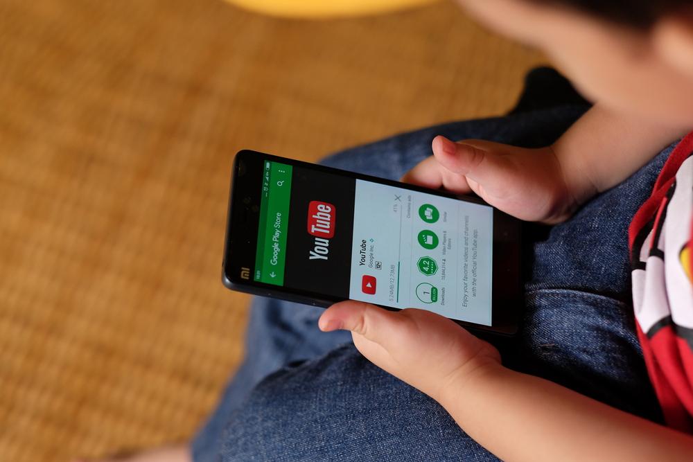 YouTube: Rekordstrafe wegen Datensammlung von Kindern