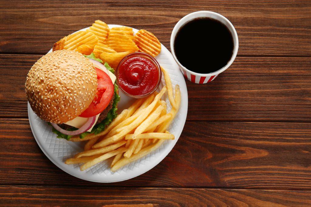 19-Jähriger erblindet nach jahrelangem Fast Food-Konsum