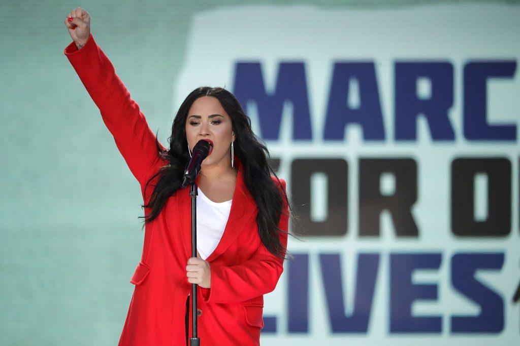 Demi Lovato begeistert Fans mit Cellulite-Bild