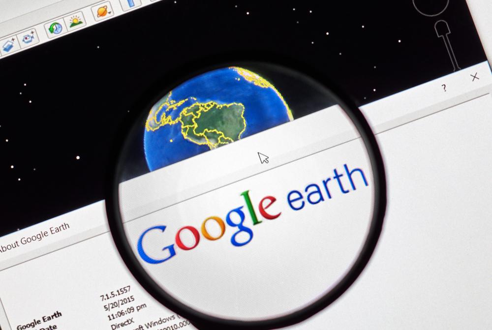 Auf Google Earth: Skelett von vermisstem Mann entdeckt