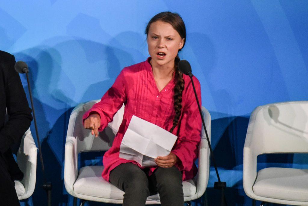 Greta Thunberg bekommt Alternativen Nobelpreis
