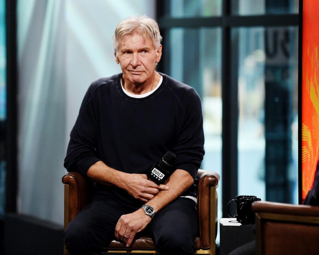 Klimaschutz: Harrison Ford hält bewegende Rede