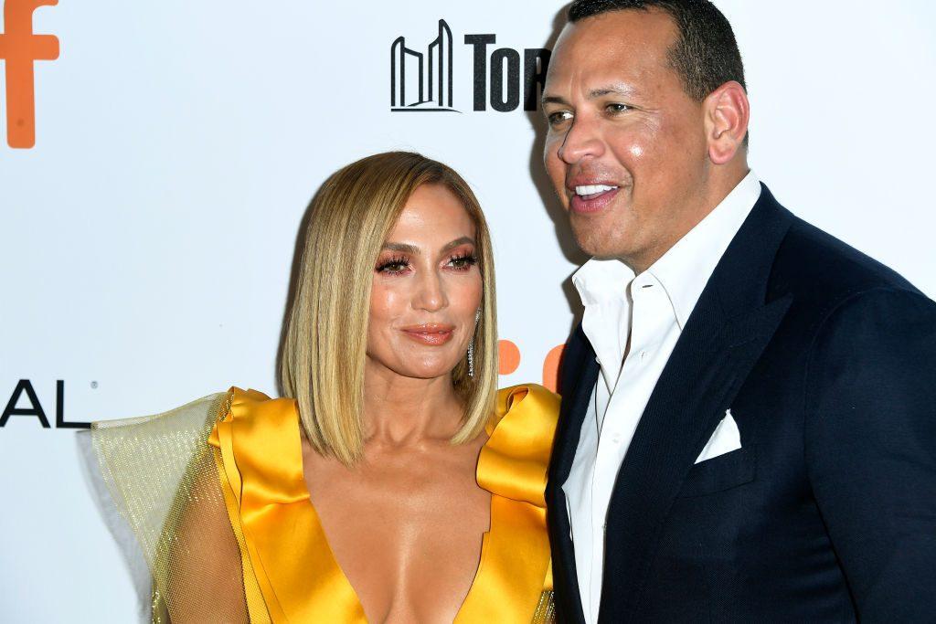 Jennifer Lopez: Verlobungsfeier mit A-Rod