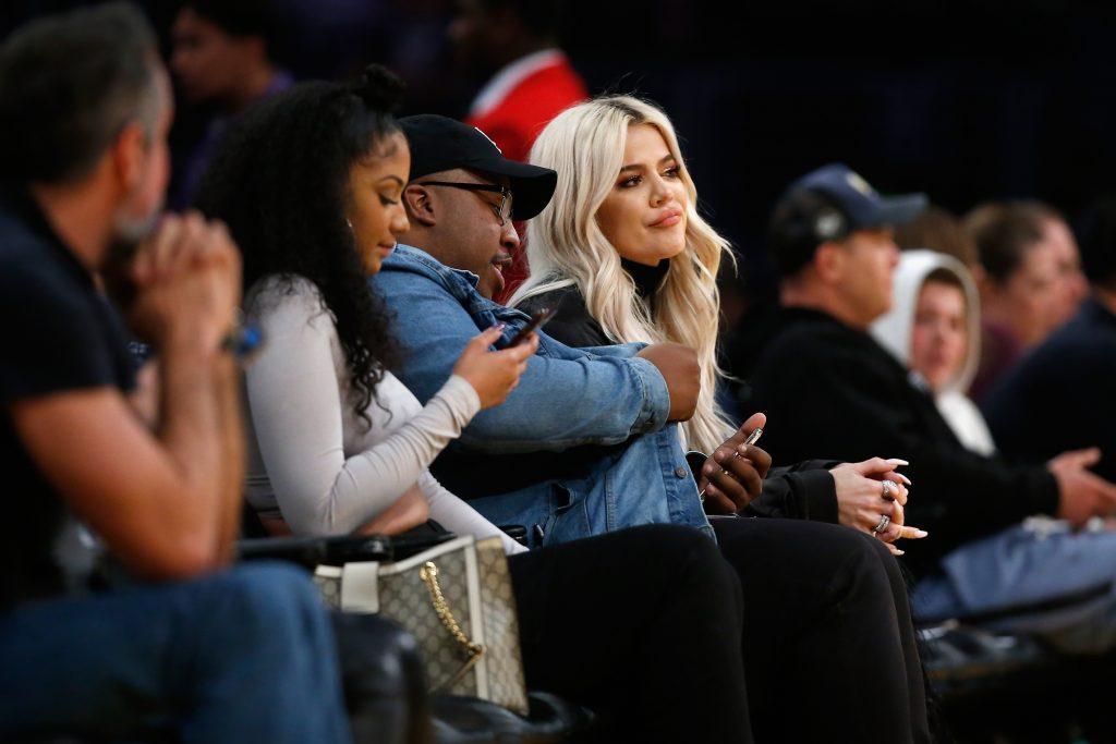 Tristan Thompson versuchte Khloé Kardashian trotz Trennung zu küssen