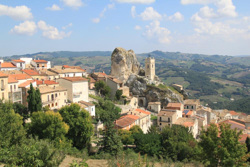 Italienische Region Molise zahlt 25.200 Euro, wenn man hinzieht