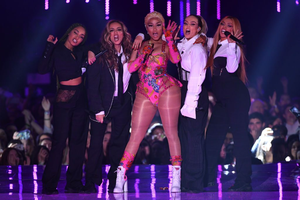Nicki Minaj beendet ihre Karriere