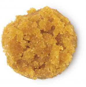 Pumpkin Spice Lippenpeeling von Lush