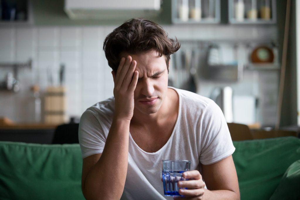 Alkoholkater vor Gericht als Krankheit diagnostiziert