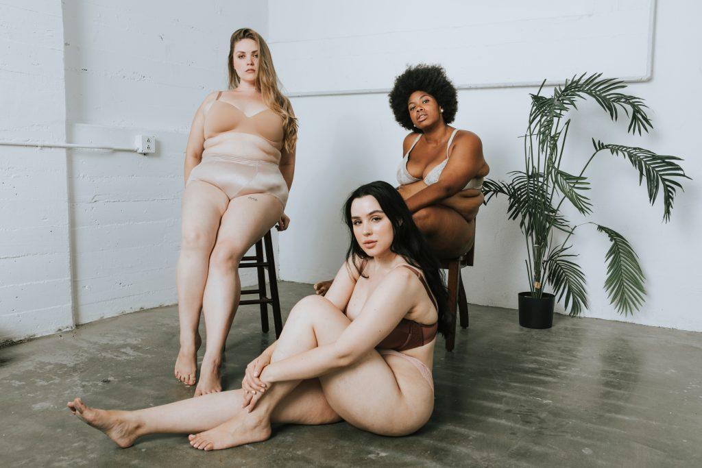 Unterwäsche-Show in Paris zelebriert jede Körperform