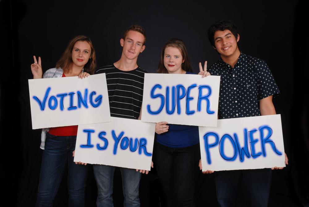 Junge Wähler: Rekordbeteiligung bei Europawahlen im Mai
