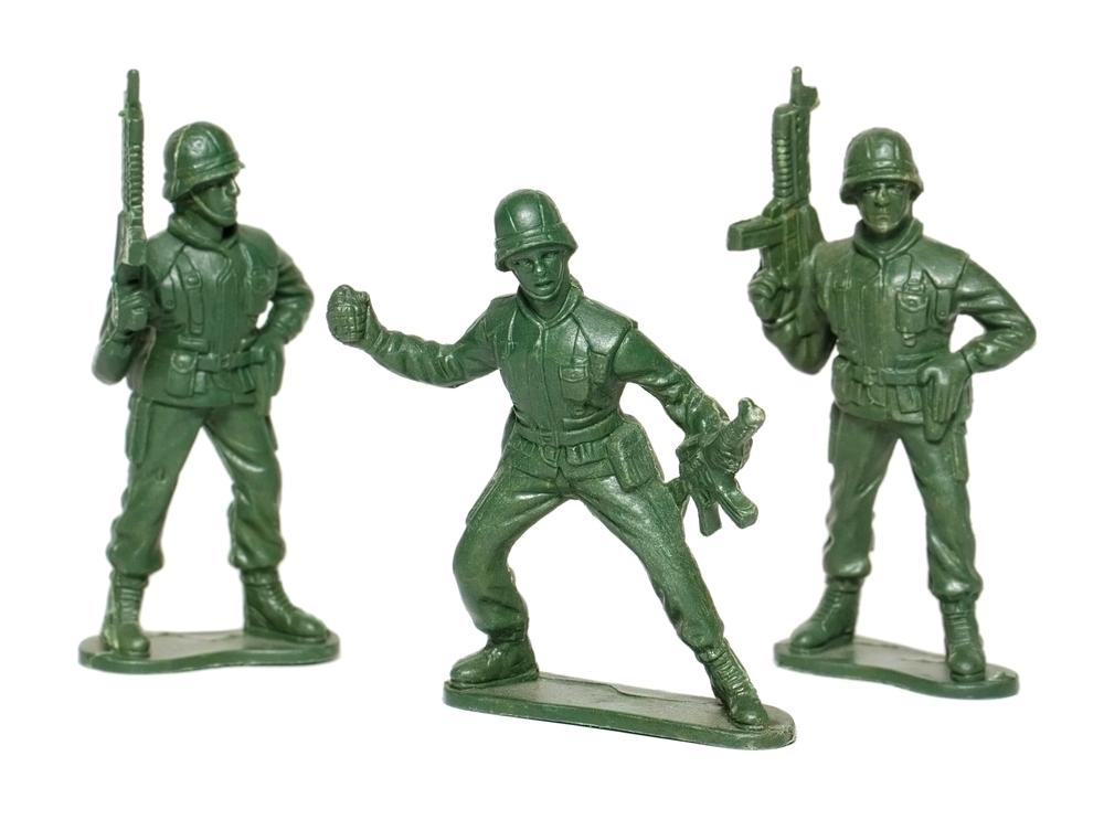 Dank einer 6-Jährigen: Spielzeug-Firma stellt jetzt auch Soldatinnen her
