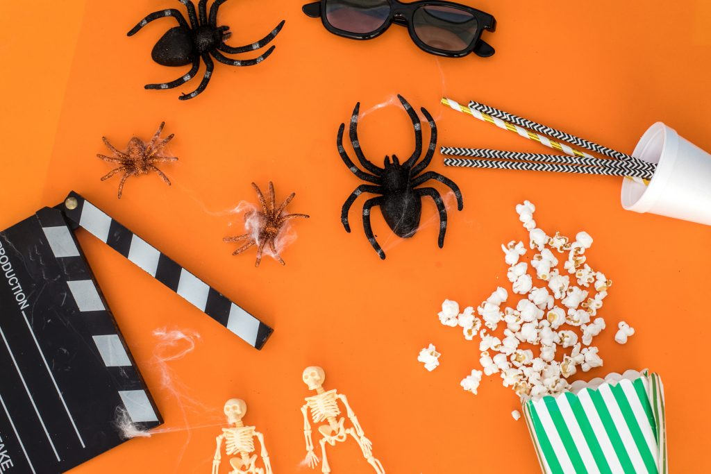 5 gruselige Filme für   Halloween