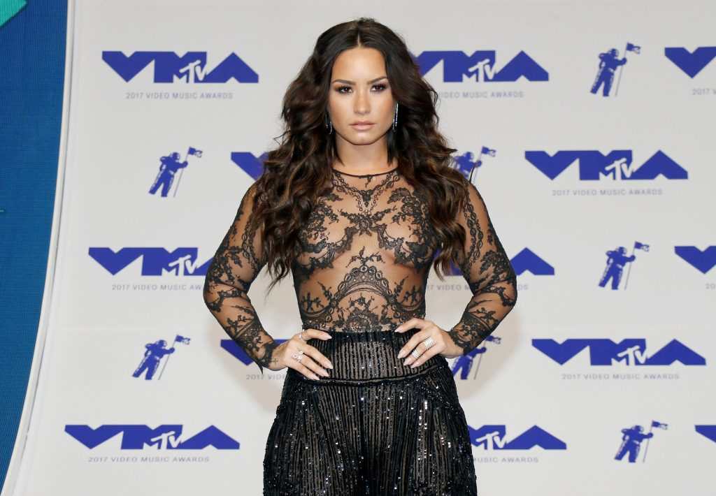 Demi Lovato: Hacker veröffentlichten Nacktfotos