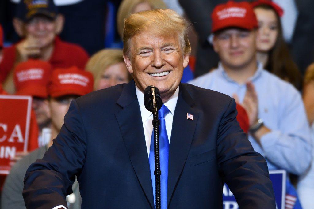 Donald Trump verwechselt New Mexiko mit Mexiko