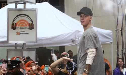 Justin Bieber von Paparazzi verklagt