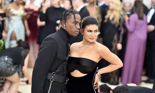 Kylie Jenner: Rappt ihr Ex Travis Scott über sie?