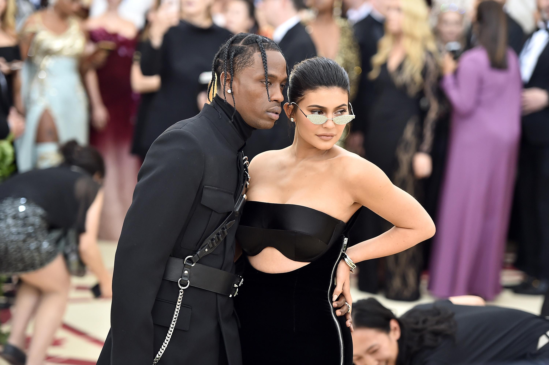 Kylie Jenner und Travis Scott möchten sich wieder versöhnen