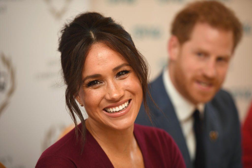 Diesen Spitznamen hat Meghan für Prinz Harry