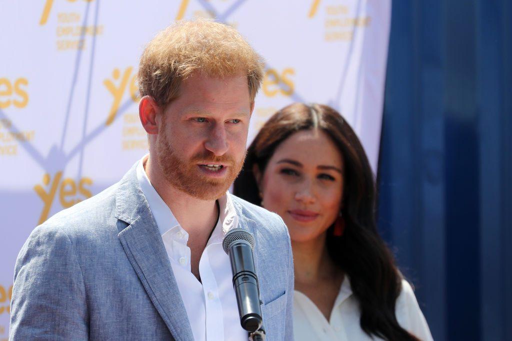 Meghan Markle und Prinz Harry verklagen Boulevardpresse