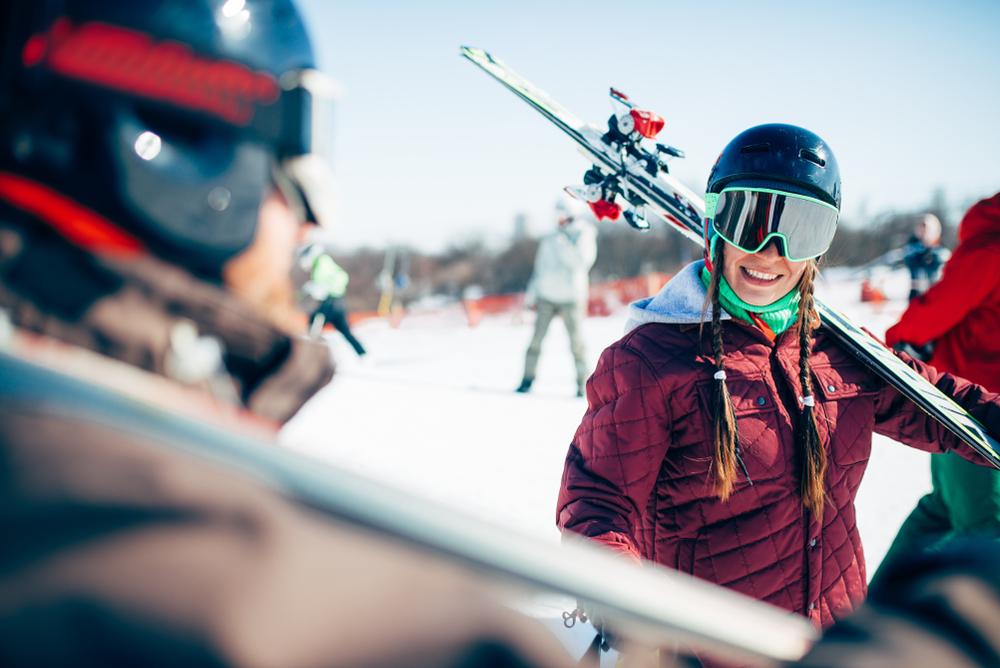 Kitzbühel: Früher Skisaisonstart mit Altschnee