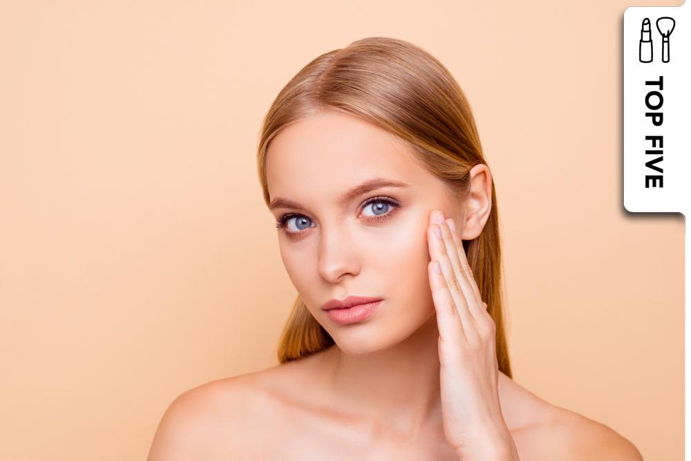 Top 5 Beauty-Produkte für trockene Haut